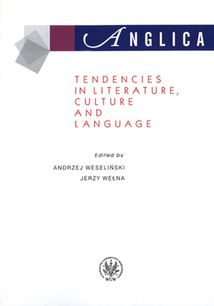 Anglica 14: Tendencies in literature, culture and language