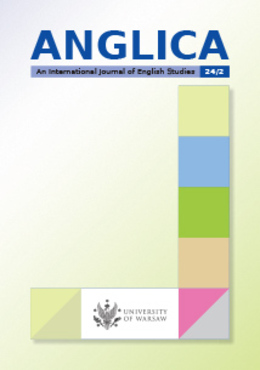 Anglica. An International Journal of English Studies 24/2