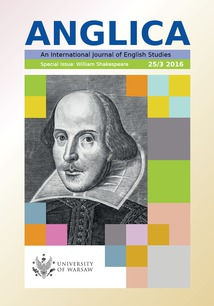Anglica. An International Journal of English Studies 25/3