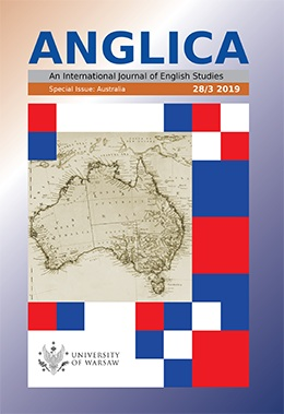 Anglica. An International Journal of English Studies 27/1